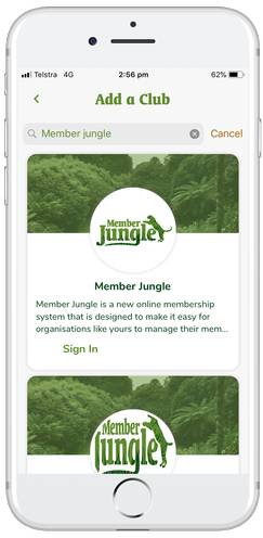 Member Jungle App image