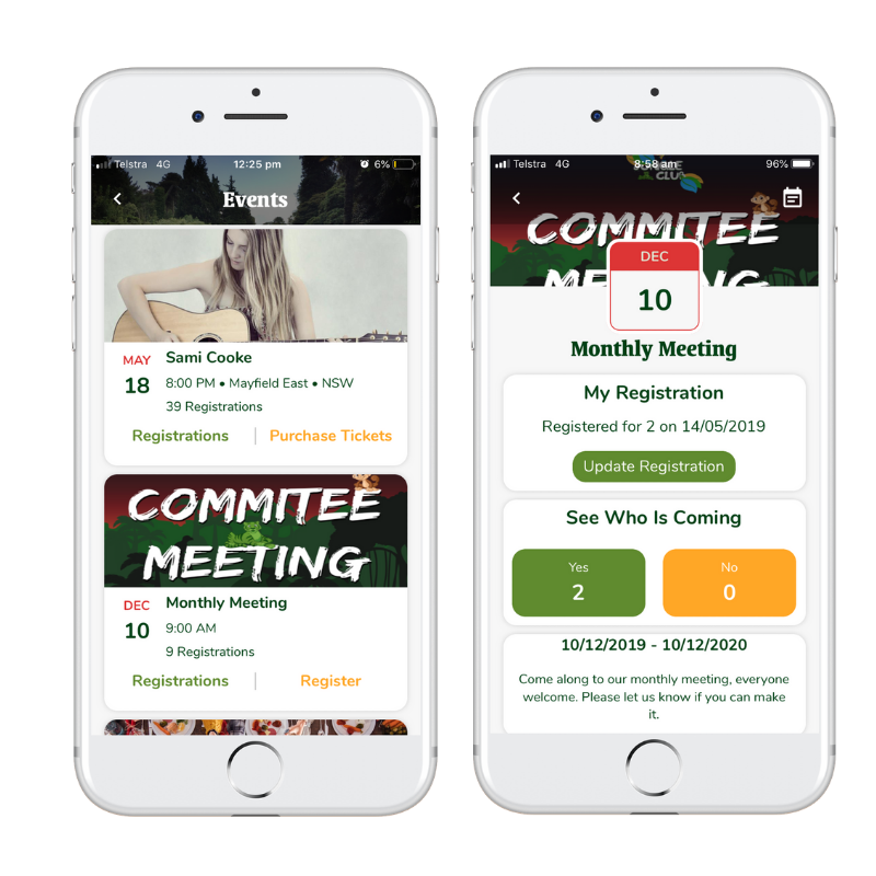 Membership Mobile App to Manage and Communicate With Your Members