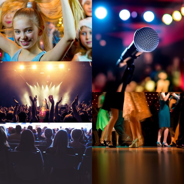 Licensed Clubs Event Management