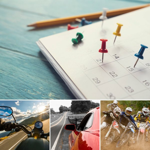 Bike Groups Event management software