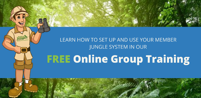Online Group Training