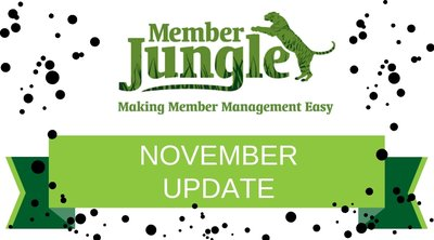MEMBER JUNGLE PRODUCT RELEASE: November 2018