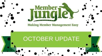 MEMBER JUNGLE PRODUCT RELEASE: OCTOBER 2018