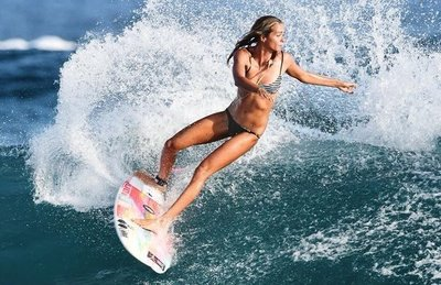 Brianna Cope our Surfest Crowdfunding Sponsor