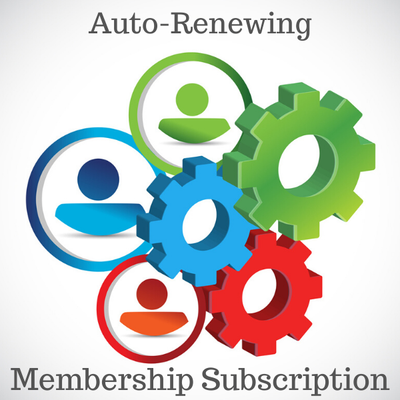 Auto-Renewing Membership Subscriptions Make Renewal Time Simple!