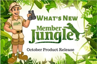 MEMBER JUNGLE PRODUCT RELEASE: OCTOBER 2019